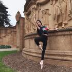 今天去了旧金山的百年艺术宫,带上我的芭蕾鞋去感受了下宏伟壮观的历史场景,拍了好多照片在微博里💞💞💞