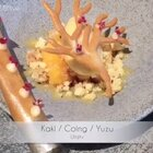 完全猜不出味道的餐厅!米其林最推荐餐厅之一!餐桌上的美学【下集】#法国巴黎#【Utatv】@美拍小助手 #探店##米其林#
