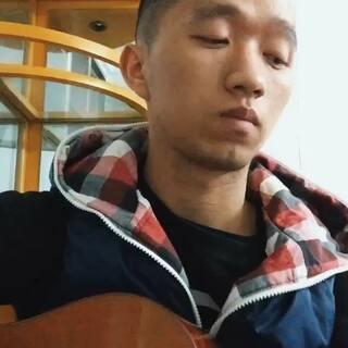 我和我的木吉他##自弹自唱##朴树#猎户星座.