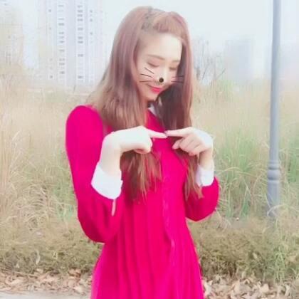 #心愿便利贴手势舞#今天是少女枫哈哈哈哈哈😌(👗微信:babyface19920323)