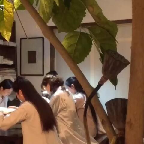 【秀秀书院美拍】茶道养生课:黄帝内经 素问 调经...
