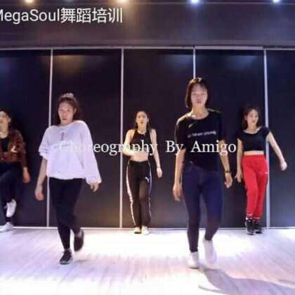 #megasoul dance studio#我们难得一见的Amigo导师👏👏👏@原志斌 常规课程结课啦!!!#baby one more time#😍😍😍
