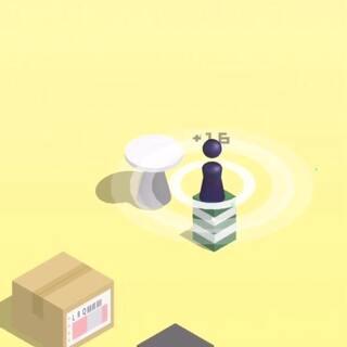 #微信跳一跳小游戏#单纯的分享下🙈
