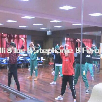 #megasoul dance studio#校园行第五期👏👏这期的导师。有点炸😍😍@Spades.Chilli辣椒 @Joehartooo @Stephanie-Liang @SPADES💠Ferosan #舞蹈##U乐国际娱乐#