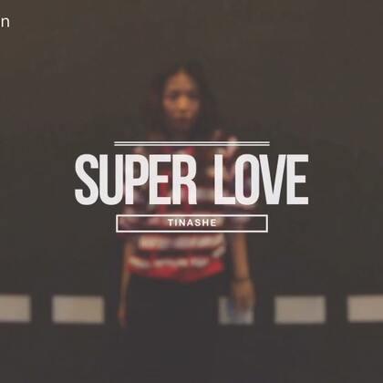 #舞蹈##十万支创意舞##原创编舞#. choreography:@NenaPan /Song:Tinashe-Super Love/studio:@GH5舞蹈工作室 /每週六15:10-16:10 Nena