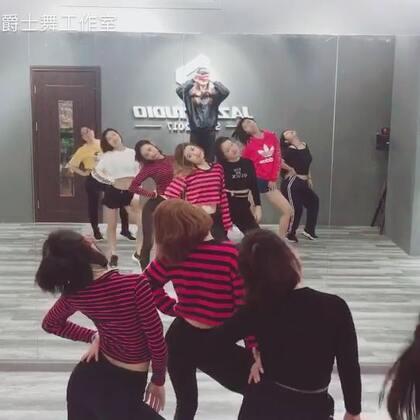 What's it gonna be(1m mayjlee )舞室镜面完整视频来啦😋每学完1支舞,都会加节复习课,短短1小时扣动作排队形~短期速成希望小仙女们进步嗖嗖嗖🤟🏻🤟🏻#珠海舞蹈##珠海爵士舞培训##寒假舞蹈集训班#