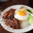 只需要两个小步骤,就能煎出来的美味鸡腿。配米饭吃香喷喷,再来点菜和鸡蛋,营养又健康。#美食##家常菜#