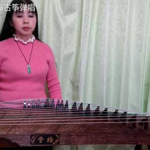青花瓷(古筝:谢雪梅)