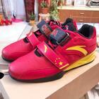 在中国买的新的举重鞋太好看了!😍😍😍