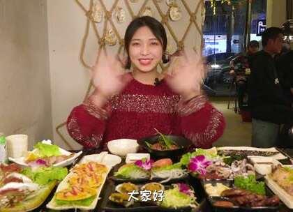 你造吗?川妹子勇闯台湾美食料理,辣妹子竟也能化身萌妹?#大胃王朵一##美食一朵朵##吃秀#