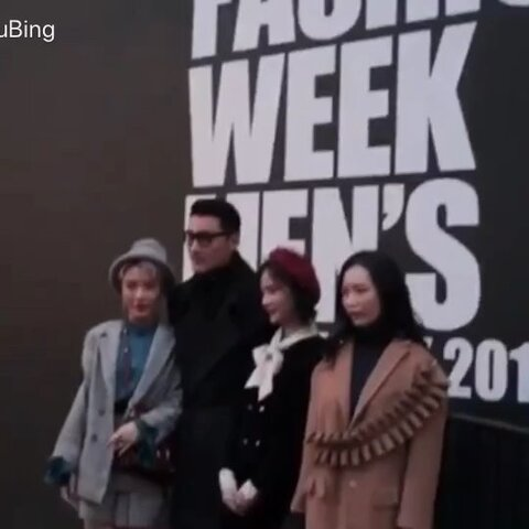 【胡兵HuBing美拍】伦敦时装周第三天~为女生们搭配...