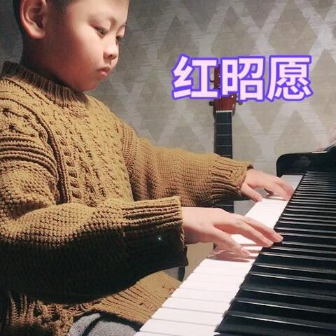 【豆豆D&D👣美拍】《红昭愿》#精选##U乐国际娱乐##钢琴#