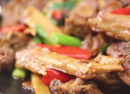 #美食#冬日里,做上一道子姜鸭暖暖身