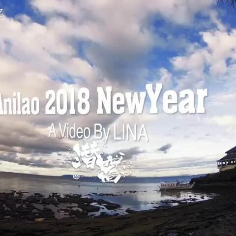 【Lina-GZ美拍】2018跨年潜水菲律宾阿尼洛anilao...