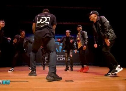 【World of Dance】WODBOS17 S-Rank | FrontRow | World of Dance Boston 2017 Dance HAHAAA[喵喵] #WOD##我要上热门##舞蹈# Keep Your Dream ALIVE
