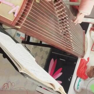 古筝的美拍:视频凤翔歌鄂糯米裂唇图片