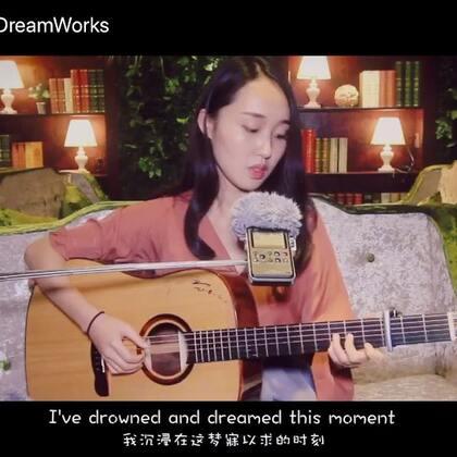 #007# Skyfall ,cover by 景严,吉他:@郝浩涵DreamWorks ,地点:上海香草山西餐厅(星空广场店)