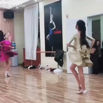 @💃应苏梦💃VS孙紫羽#最后一周的大课#拉丁舞#恰恰#