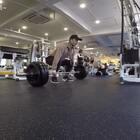#我要上热门##美拍小助手##运动#好久没硬拉,力量掉了,今天就拉了160kg……😭😭表示很失望...请➕关注安慰我一下😂