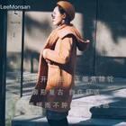 """一件穿出万种可能的驼色大衣"""" 有着大地色系的自然浑厚和内在的温暖🍊 微信:lmstz888 #穿秀##热门#"""