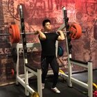 Frontsquat 140kg