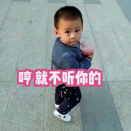 非要抱住着果汁跑,结果最后跌倒,弄湿一身😡😡💔#宝宝##我要上热门@美拍小助手##吃秀#