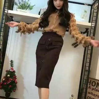 #穿秀##穿秀@我要上热门##精选#