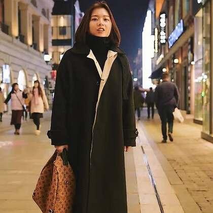 3款提升你气质的大衣外套来了!尤其第三款羽绒服好有设计感啊! #时尚穿搭##街拍##时尚搭配#