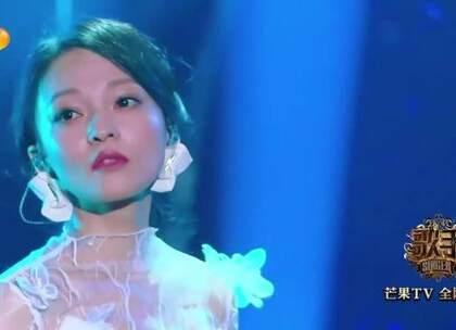 #歌手2018#张韶涵细腻演绎《梦里花》,专属涵式唱腔迷醉空灵!😍