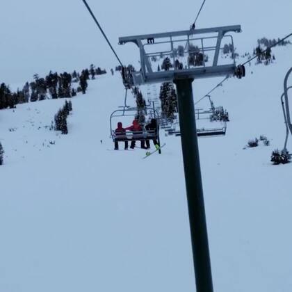 美国加州一号路房车+太浩湖滑雪之旅 #运动##旅行##精选#