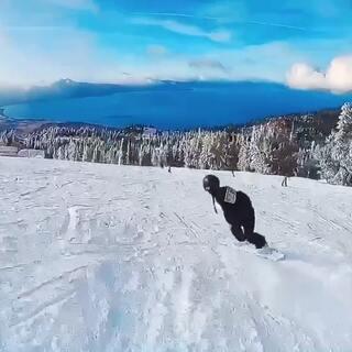 美国太浩湖滑雪度假 #运动##精选##旅行#