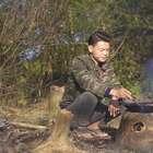 #美食##热门##我要上热门# 农村小伙用黄泥做炮炉,1天就完工,效果值得表扬!