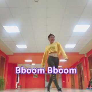 #Bboom Bboom##蹦迪舞bboombboom#@敏雅可乐