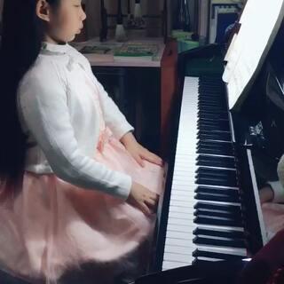 #音乐##钢琴#💎💎💎💎💎💎【《世界儿童钢琴名曲选》:<旋律>托默】回课后练习记录【从喜欢到习惯是一个过程(喜欢的可能是一时的……习惯的将是长久的)我喜欢你的坚持:(天气虽然很冷,但你依然保持每天晚上2个多小时的练琴时间。)】💪💞💕