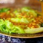 别小瞧生菜😃这个吃法看着像大厨,香嫩又清爽,感觉比吃肉还舒服🙃超级简单的#美食##家常菜##蚝油生菜#