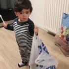 这两天发货忙到爆炸,不是在外面买买买就是在家打包🤪#宝宝##Yusen十三个月#
