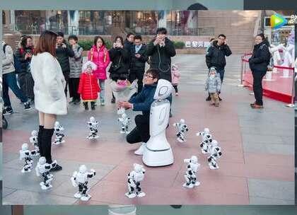 扎心了!程序员携机器人求婚被拒 女友:去和机器人过日子😰