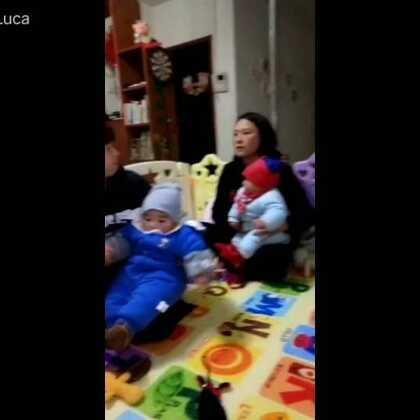 #宝宝##精选##小Luca乐园#宝宝和宝妈的大聚会!