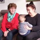 #宝宝##混血宝宝##荷兰混血小小志&柒#柒宝和奶奶还有太奶奶(太奶奶是奶奶的妈妈)太姥姥没有太奶奶亲切,都是说太奶奶,反正都一样!计较的朋友请忽略.