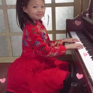 2018.1.18.G大调琶音#宝宝##U乐国际娱乐##钢琴#