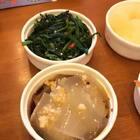 我喜欢吃不带猪皮的皮冻😄 结果还没等吃火锅 已经吃了一小碗皮冻 #吃秀#
