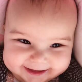 #宝宝##混血宝宝##荷兰混血小小志&柒#大头视频5+25小小柒