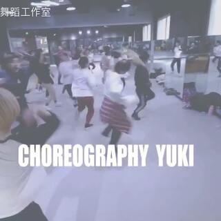 #舞蹈#@YukiShibuyan Yuki老师在SV的大师课第一天!!简单的编舞也能跳出超嗨的气氛!!现场真的是嗨爆了!音乐名字是Mi gente!明天也继续一起律动起来!😍😍#原创编舞##我要上热门#