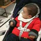#宝宝#逛着逛着就睡着了!😚😚😚