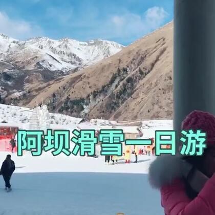 去了一趟鹧鸪山,旅途艰难,啥也不说了。阿坝的人都好好热情的😊。感谢那个送我手套的宝宝😊#鹧鸪山滑雪场##日常##冬天就要滑雪#