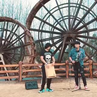 我启弟新歌,第一首中国风风格,大家抢先听#音乐#