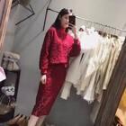#穿秀##今天穿这样##时尚早春搭配#明天早上到货200套!世界上最美的套装!性价比最高的套装!最后一批!卖完无补咯!因为这个面料没有啦[调皮][调皮][调皮]