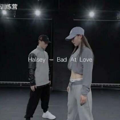 Vicki 编舞 Bad at love #舞蹈##JC舞蹈训练营##我要上热门#