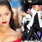 #舞蹈# 这群舞者也太帅了,大跳蕾哈娜神曲,太酷了!