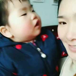 #宝宝##麻麻和宝宝的亲子时间#